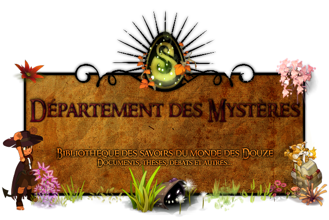 Le Département des Mystères Dpm-javian